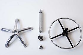 Chair and stool components